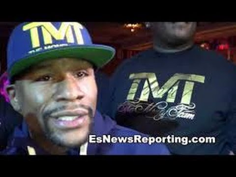 FLOYD MAYWEATHER Full Interview post on Broner pacquiao-bradley 3 gervonta davis mikey garcia kobe