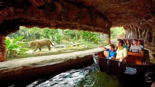 Singapore River Safari Amazon River Quest | Singapore Zoo | 2018