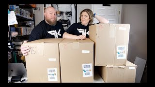 I Paid $329 for a $3,309 Amazon Customer Returns Pallet With 6 HUGE Mystery Boxes