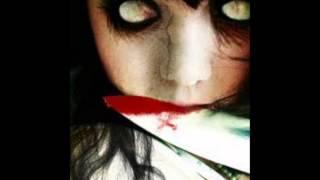 petite fille qui fait peur