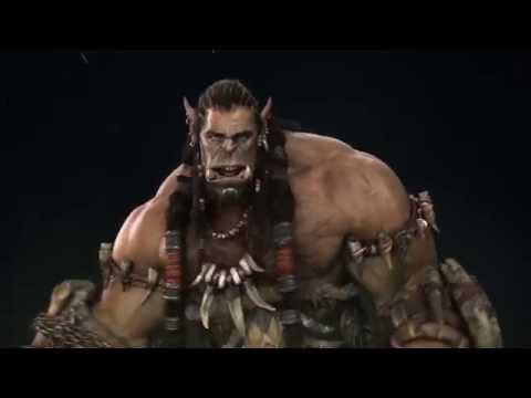 """Spot promujący """"Warcraft: Durotan"""" i """"Warcraft. Oficjalna powieść filmu"""" streaming vf"""