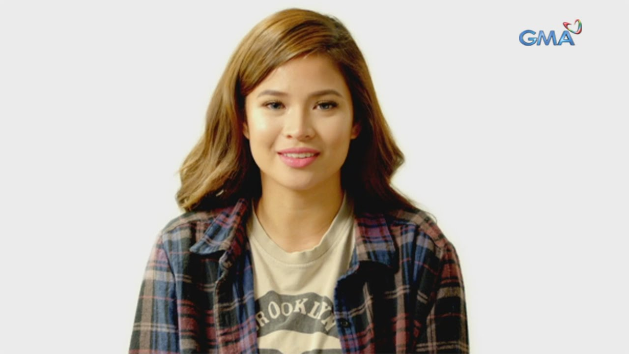 Louise delos Reyes joins the #HeartOverHate campaign