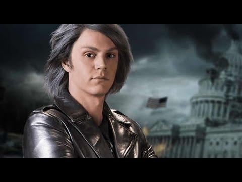 AMC Movie Talk - Quicksilver Returns For X-MEN: APOCALYPSE