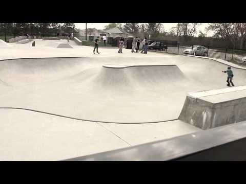 Kid On Vacation - Connor skateboarding sk8 GO PRO HERO 2 CAM GoPro Camera
