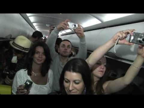 David Guetta - Ibiza Report Pt. 1 - DJ-Set in the Air