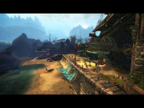 Guild Wars 2: Escape from Lion's Arch