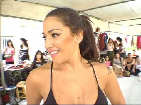 Sexy Belly Dance Zohar Prazon arabesq  