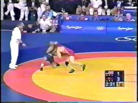 Sam Henson vs Abdullayev Pt1 (2000 Olympic Finals)
