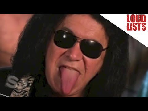10 Unforgettable Gene Simmons Moments