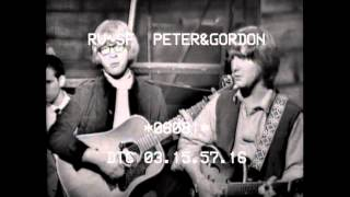 "Peter & Gordon ""I Go To Pieces"" on Hollywood A Go Go"