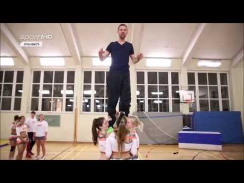 Sport 1 meets Munich Cheer Allstars