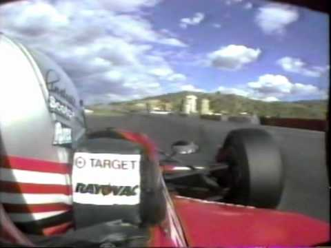 INDY 1994 PHEONIX ACIDENTE DO MICHAEL ANDRETTI