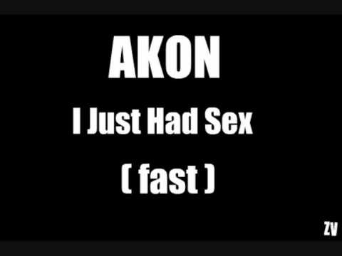 I Just Had Sex  (feat. Akon)   ( Fast  ) video