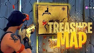ANARCHY ACRES TREASURE MAP LOCATION GUIDE - Fortnite: Battle Royale
