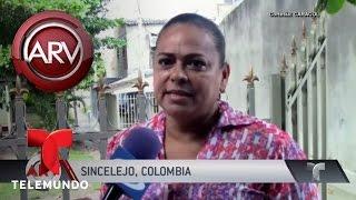 Maestra colombiana despierta hablando con un raro acento | Al Rojo Vivo | Telemundo