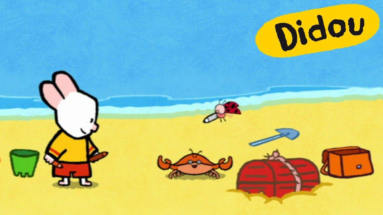 Didou dessine moi un crabe s02e17 hd youtube - Dessiner un crabe ...