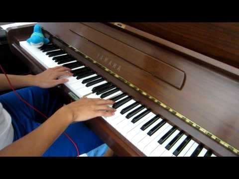 The Fighter - Gym Class Heroes feat. Ryan Tedder Piano Cover