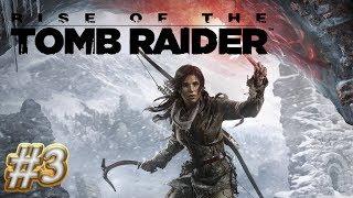 Zagrajmy w Rise of the Tomb Raider odc.3 - Niedźwiedź