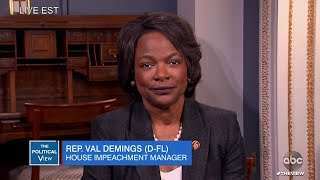 Rep. Val Demings on Senate Impeachment Trial | The View