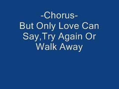Trademark - Only Love With Lyrics