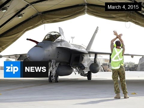 Government To Send 300 More Troops To Iraq - Mar 4, 2015