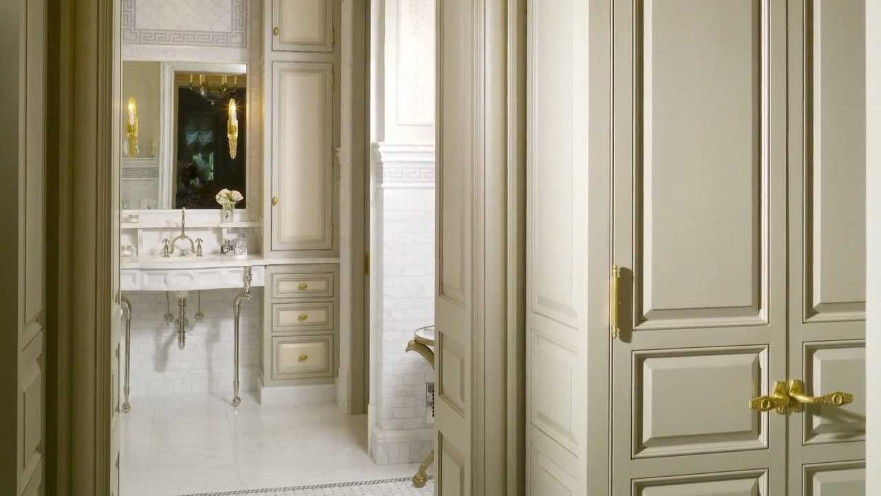 Bathroom Trends Traditional French Architecture And