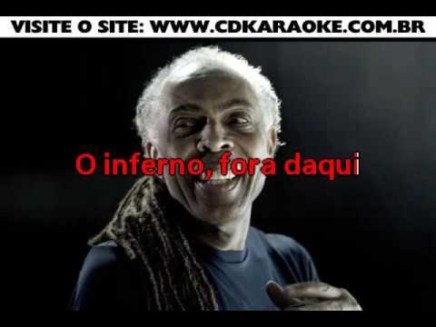 Gilberto Gil   Palco