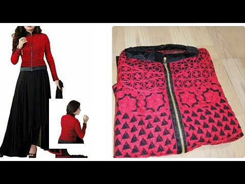 Amazon gown|unboxing &reviews|amazon clothing review|online shopping review|jacket style gowns