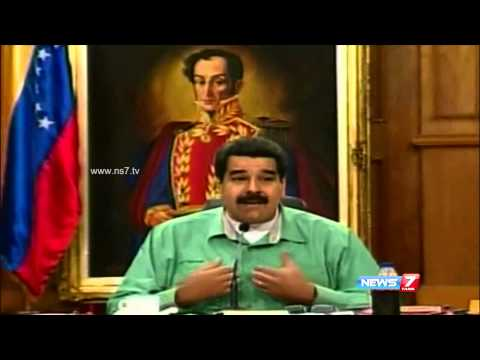 Venezuela's Maduro to Visit China