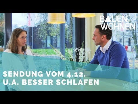 Wandelbare Möbel, Natursteinheizung, Schimmel | BAUEN & WOHNEN 4.12.2017