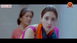 Naga Chaitanya Meets Tamannah - Mirror Scene - Telugu Movie Scenes