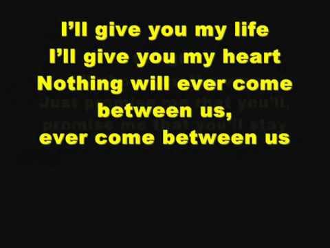 Joseph Vincent - If You Stay (Lyrics) ♥