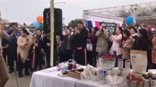 White girl singing Hmong song - Real or Fake?