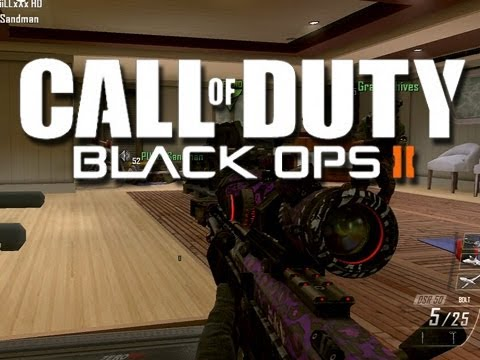 Black Ops 2 - Having Fun With Strangers #11!  (starting Fights, Girls, Barbies, And More!) video