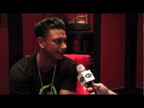 DJ Pauly D talks with Q105 s Nick Giuliano