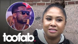 Angela Yee Shades Gucci Mane Amid Breakfast Club Beef | toofab