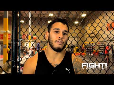 Brad Tavares Heart is the most important thing a fighter should have