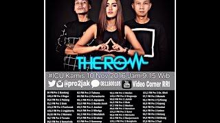 download lagu The Row - Icu Pro2 Rri Jakarta Live  gratis
