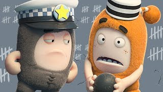 Oddbods | Prison Escape | Cartoons For Children | Oddbods & Friends