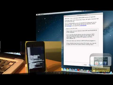 How To Jailbreak iOS 6 Beta 4 Using Redsn0w 0.9.13dev3 (Tethered)
