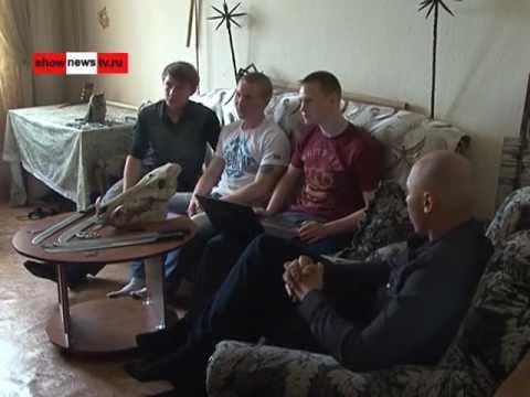 The shocking headquarter of anti pedophiliac group in Siberia