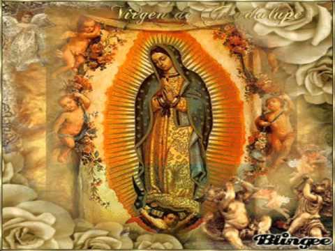 Virgen Morena (letra) - El Tri