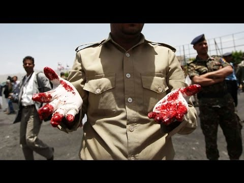 At least five Yemeni soldiers killed in suicide attack on southern military base