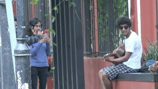 Beggar Singing English Song Prank | Pranks In India | Indian Cabbie