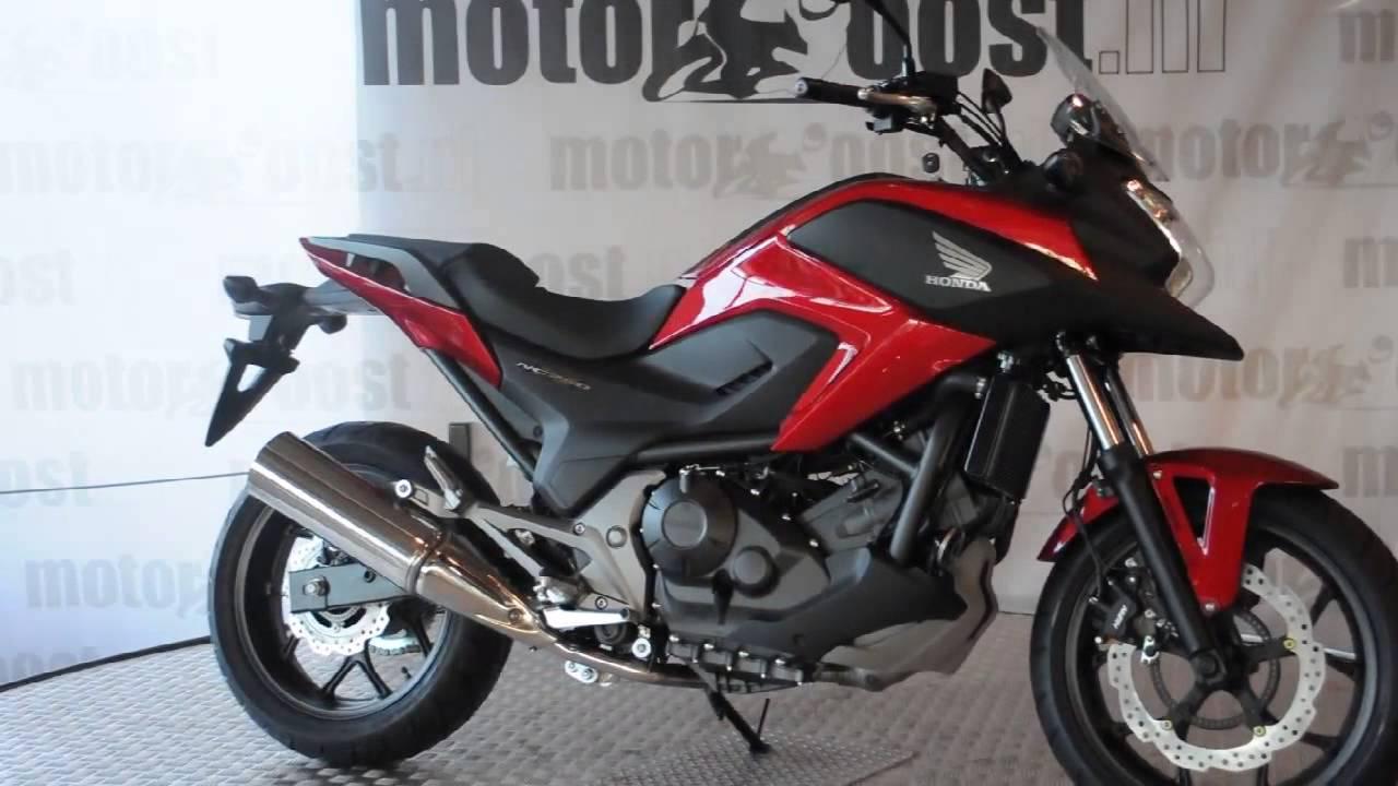 Honda Nc 750 X C Abs Youtube