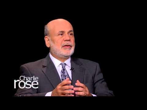 "Ben Bernanke on Lehman Crisis: ""We Agreed to Be Vague"" (Oct. 6, 2015)   Charlie Rose"