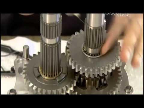 Как сделать механическую коробку 815