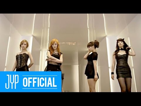 [m v] Miss A good-bye Baby From [a Class] video