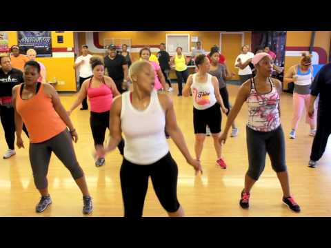 Mo Better Me: Hip-hop Zumba 15min Calorie Count #3 video