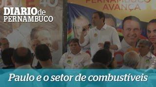 Paulo C�mara participa de reuni�o com empres�rios do setor de combust�veis